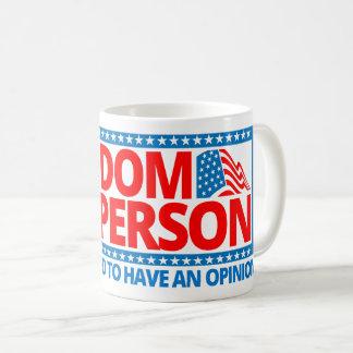 Random Layperson Mug (American Flag version)