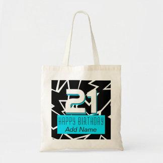 Random Lightning Tote Bag