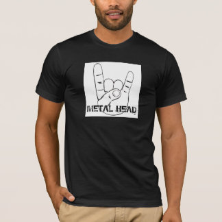 Random Metal Head T-Shirt