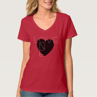 Random One Love Women's T-Shirt (Dark Tees)