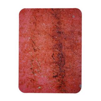 RANDOM OVERVIEW PART SEVENTEEN RED COLORS RECTANGULAR MAGNETS