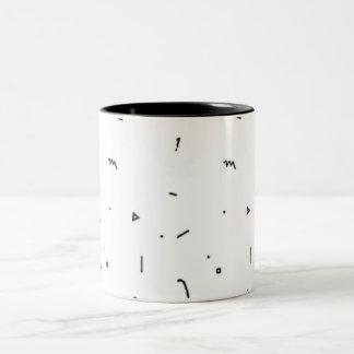 Random Scratches on Your Mug