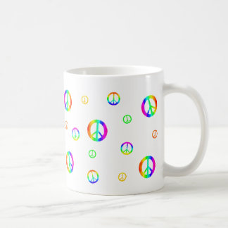 Random Signs Of Peace Coffee Mug