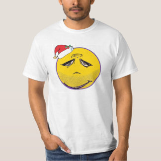 Random Smiley's Xmas T-shirt
