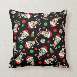 Random Sugar Skull Pillow