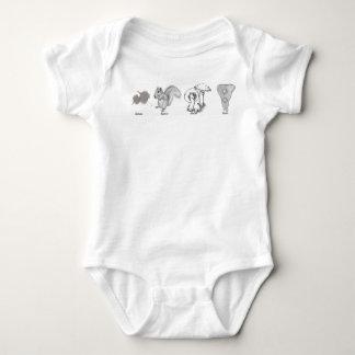 random things baby bodysuit