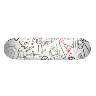 Random Things Skate Decks