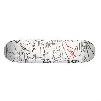 Random Things Skateboard Decks