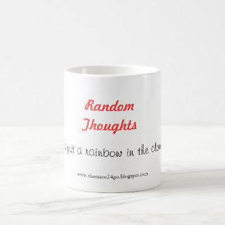 Random Thoughts - Mug