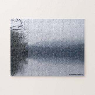Randor Lake Fog Jigsaw Puzzle