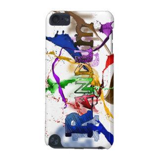 Randum Paint-Splash iPod Touch Case