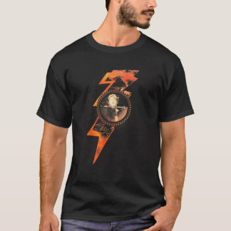 Randy Castillo Lightning / Raven Men's dark tee