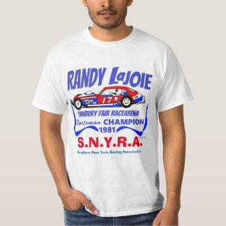 Randy Lajoie SNYRA Danbury Fair Racearena 1-SidedC T-Shirt
