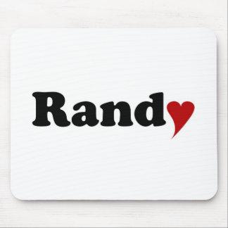 Randy Mauspads