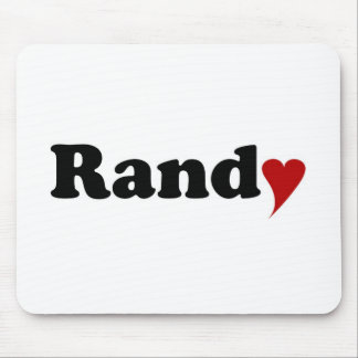 Randy Mouse Pads