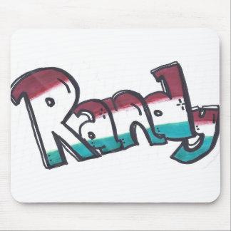 Randy Mousepad