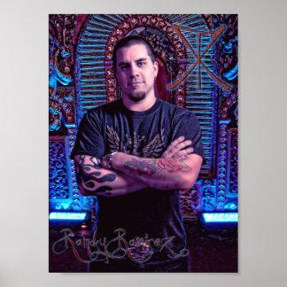 Randy Ramirez 8x10 Poster