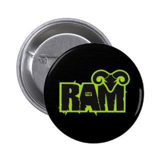"Randy ""The Ram"" 6 Cm Round Badge"