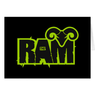 "Randy ""The Ram"" Card"