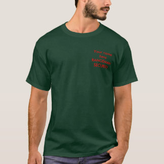 RANGEMAN SECURITY T-Shirt