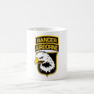 Ranger Airborne Eagle Patch Basic White Mug