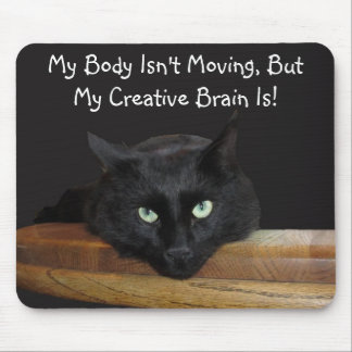 "Ranger ""Creative Brain"" Mouse Pad"