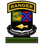 Ranger crest and tab 2 photo cut out
