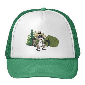 Ranger Rick | Great American Campout -Tent Cap