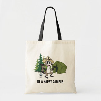 Ranger Rick | Great American Campout -Tent Tote Bag