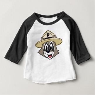 Ranger Rick | Ranger Rick Face Baby T-Shirt