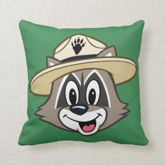 Ranger Rick   Ranger Rick Face Cushion
