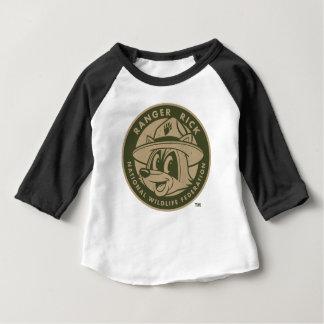 Ranger Rick | Ranger Rick Khaki Logo Baby T-Shirt
