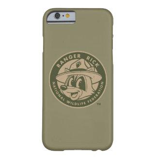 Ranger Rick   Ranger Rick Khaki Logo Barely There iPhone 6 Case