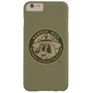 Ranger Rick   Ranger Rick Khaki Logo Barely There iPhone 6 Plus Case
