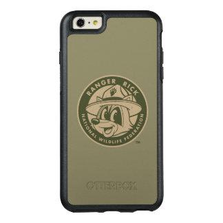 Ranger Rick   Ranger Rick Khaki Logo OtterBox iPhone 6/6s Plus Case
