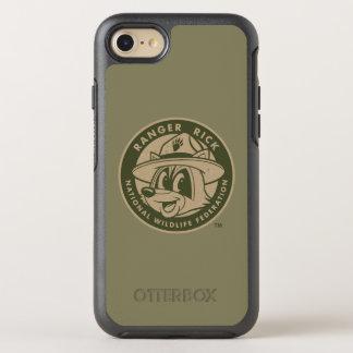 Ranger Rick   Ranger Rick Khaki Logo OtterBox Symmetry iPhone 7 Case