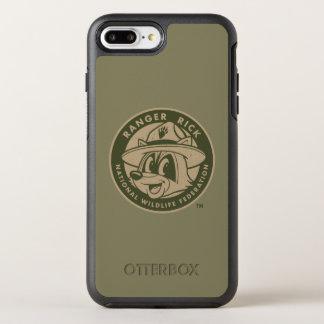 Ranger Rick   Ranger Rick Khaki Logo OtterBox Symmetry iPhone 7 Plus Case