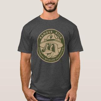 Ranger Rick   Ranger Rick Khaki Logo T-Shirt