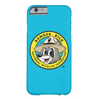 Ranger Rick   Ranger Rick Logo Barely There iPhone 6 Case