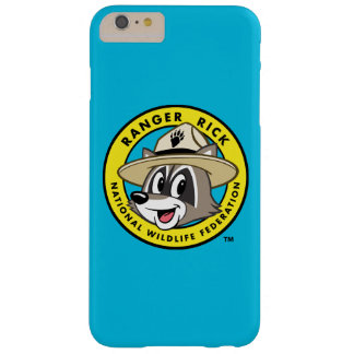 Ranger Rick   Ranger Rick Logo Barely There iPhone 6 Plus Case