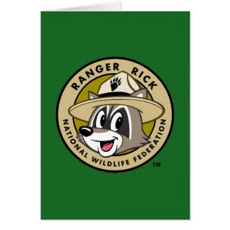 Ranger Rick | Ranger Rick Logo Card