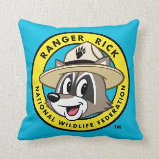 Ranger Rick | Ranger Rick Logo Cushion