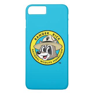 Ranger Rick   Ranger Rick Logo iPhone 7 Plus Case