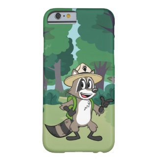Ranger Rick   Ranger Rick Pointing Barely There iPhone 6 Case