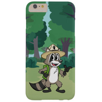Ranger Rick   Ranger Rick Pointing Barely There iPhone 6 Plus Case