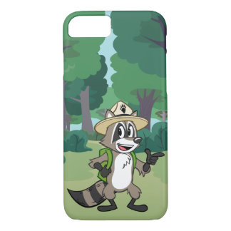 Ranger Rick | Ranger Rick Pointing iPhone 8/7 Case