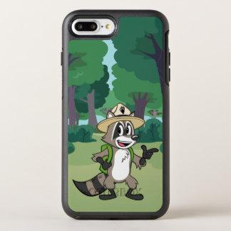 Ranger Rick   Ranger Rick Pointing OtterBox Symmetry iPhone 7 Plus Case