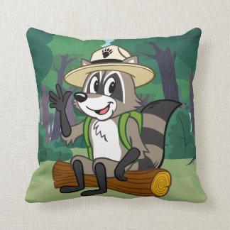 Ranger Rick   Ranger Rick Sitting Cushion