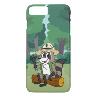 Ranger Rick   Ranger Rick Sitting iPhone 7 Plus Case