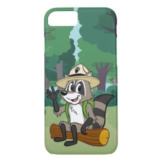 Ranger Rick | Ranger Rick Sitting iPhone 8/7 Case